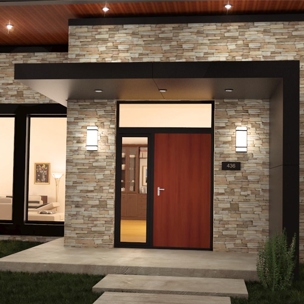 TOP 10 Wall mounted exterior light fixtures 2019 | Warisan ... on Outdoor Wall Sconce Lighting id=94170