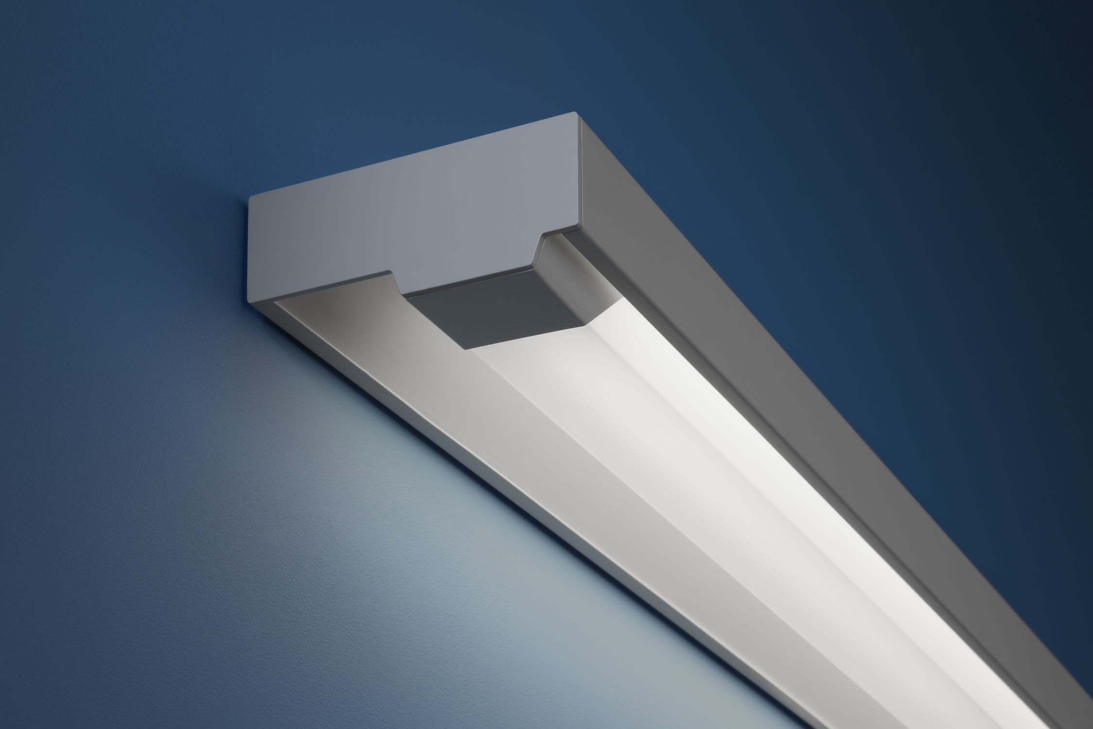 Wall Mounted Fluorescent Lamp : Implication of Fluorescent light technology in day to day activities Warisan Lighting
