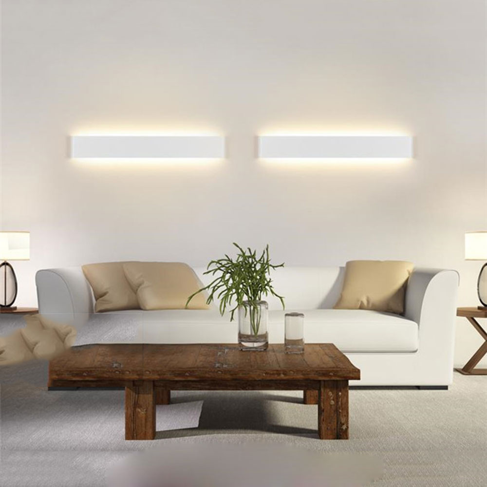 Wall mounted lights living room 10 amazing decorative for Wall pics for living room