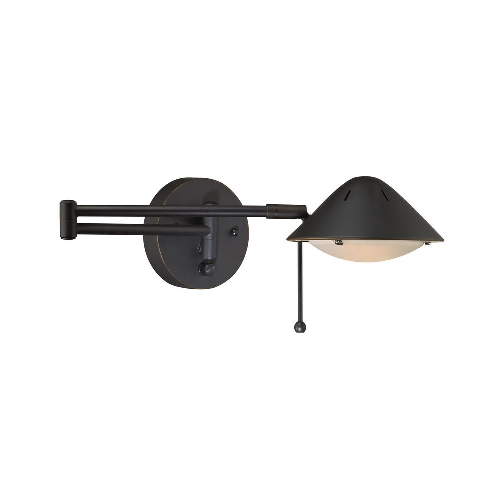Swing well and last long - Wall Mounted Swing Arm Lamps - 10 Great Ideas For Reading