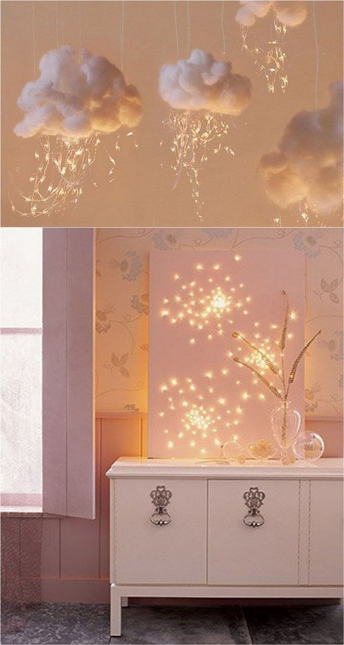 Drawstring Wall Lights : Wall string lights - Options To Brighten Every Yuletide Warisan Lighting