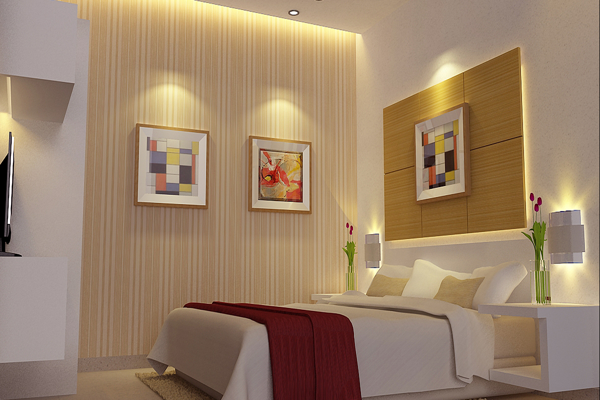 To Brighten Up Your House With Wall Wash Lights Interior