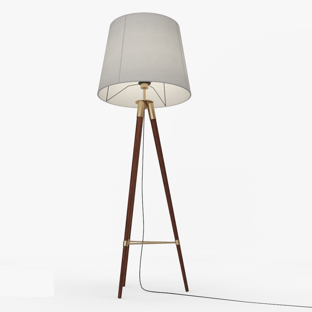 spice up your space with west elm floor lamps warisan. Black Bedroom Furniture Sets. Home Design Ideas