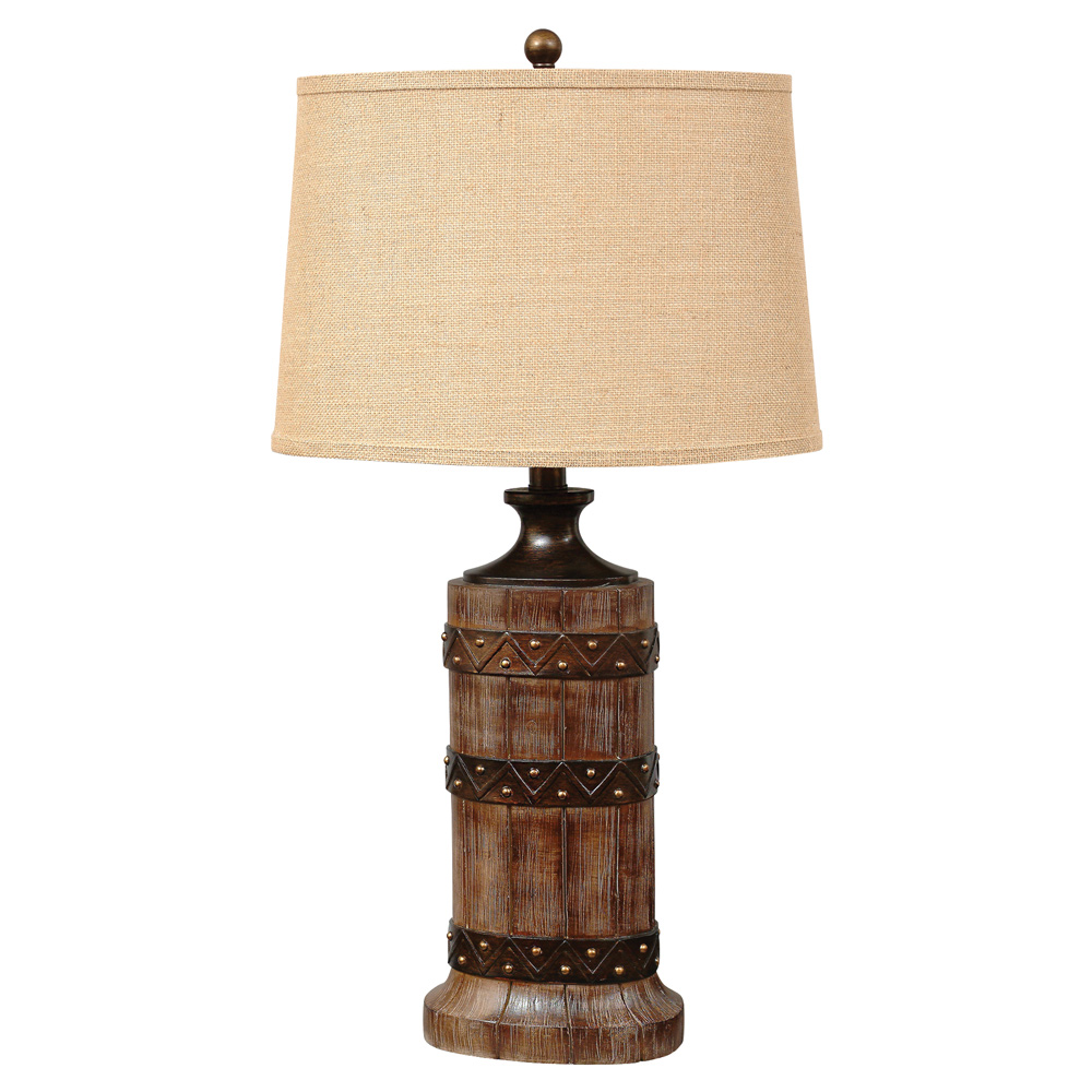 Western table lamps - Such Nice Western Road Lamp Will Become A Sufficient Part Of Your Interior It Will Add Something Old But Really Pleasant To The Interior