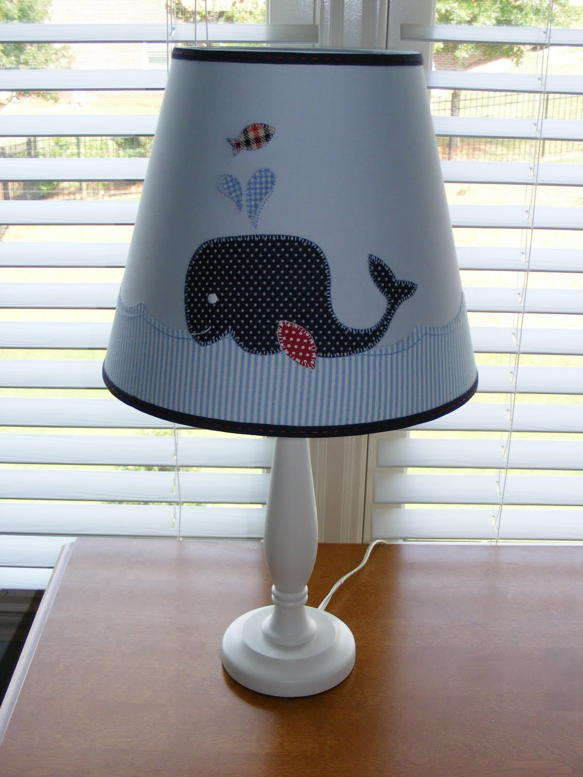 Choose Whale Lamp As An Option To Other Lamps