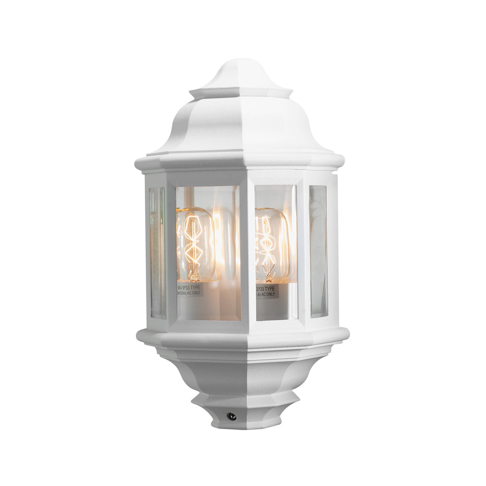 Osram External Wall Lights : The Real Beauty of White Exterior Wall Lights Warisan Lighting