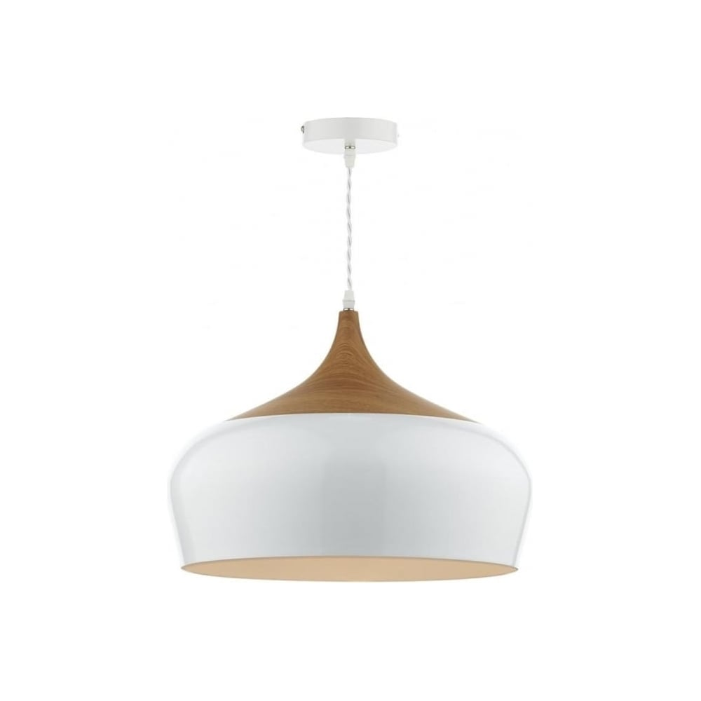White Ceiling Lights: Create A Dramatic Effect At Home With White Pendant