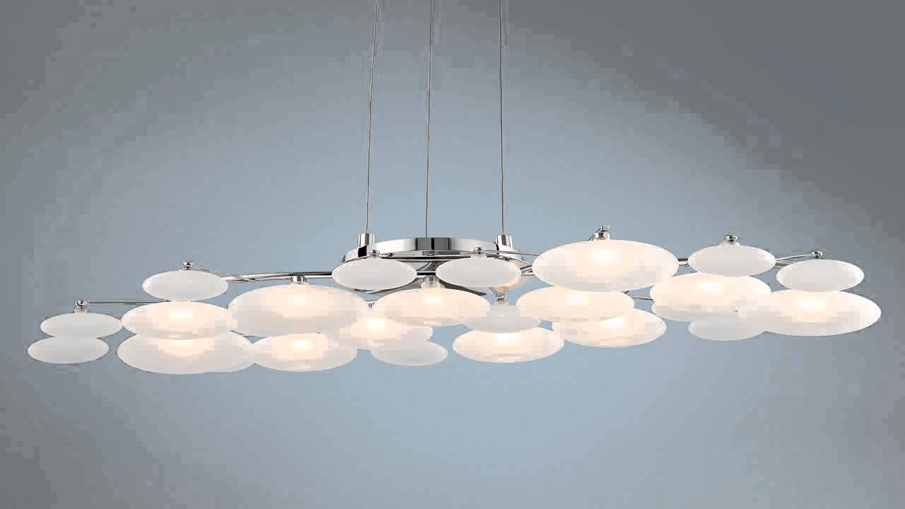 Wide ceiling light involves a considerable rundown of lighting ...