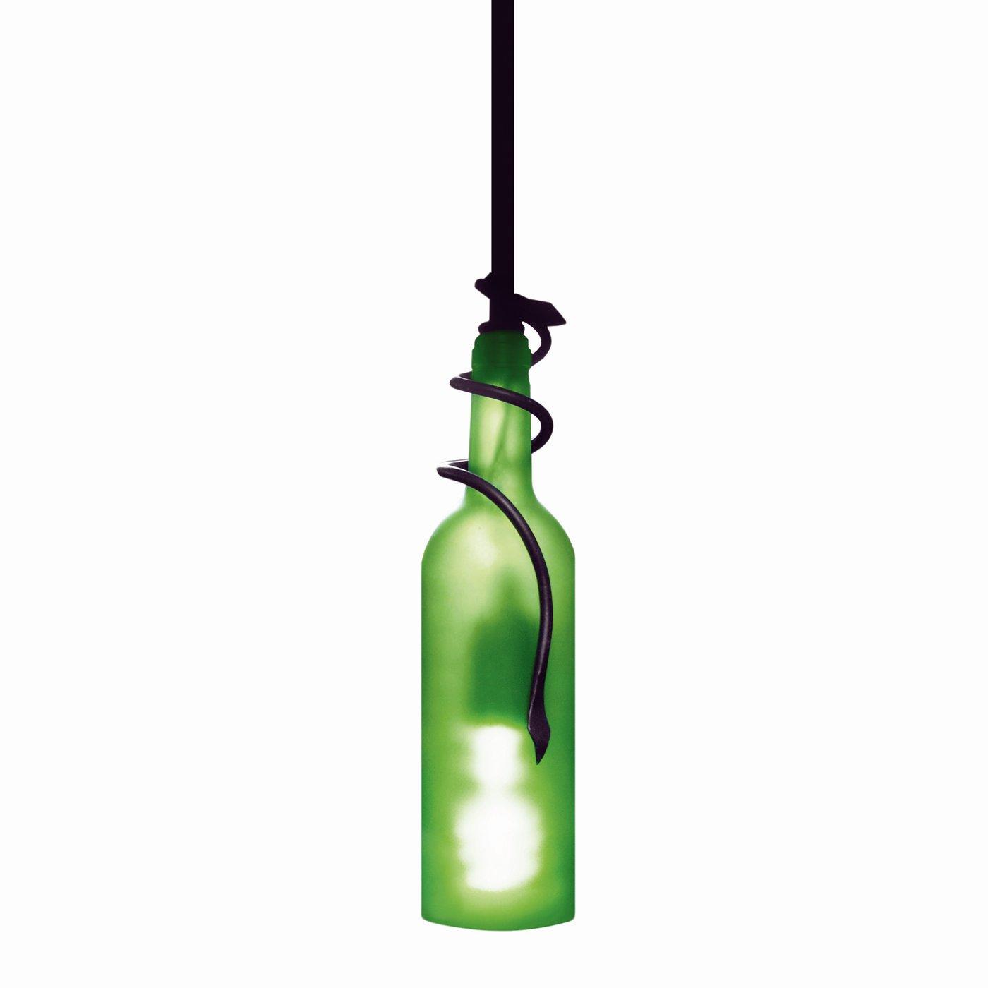 Wine Bottle Ceiling Light 10 Methods To Renew The Room