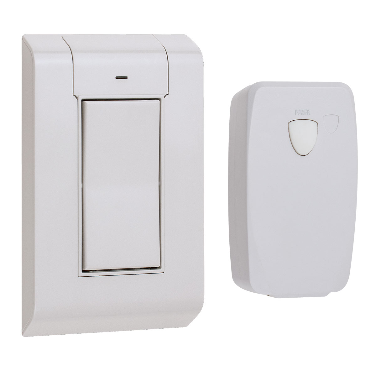wireless wall light switch an added comfort to your. Black Bedroom Furniture Sets. Home Design Ideas