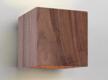 Wood wall lights Photo - 1