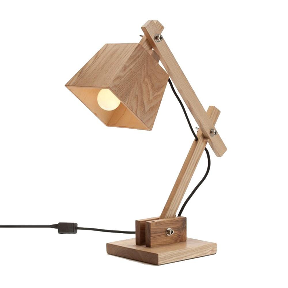 Настольная лампа на зажиме своими руками 64