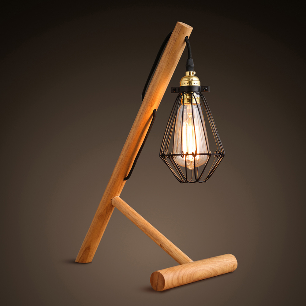 Handmade Wooden Lamps : Top wooden lamps handmade warisan lighting