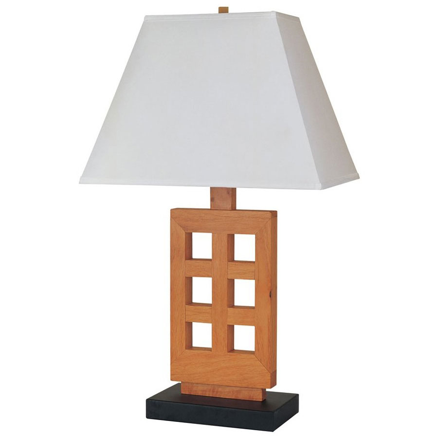 Good Selecting A Wooden Table Lamps Part 15
