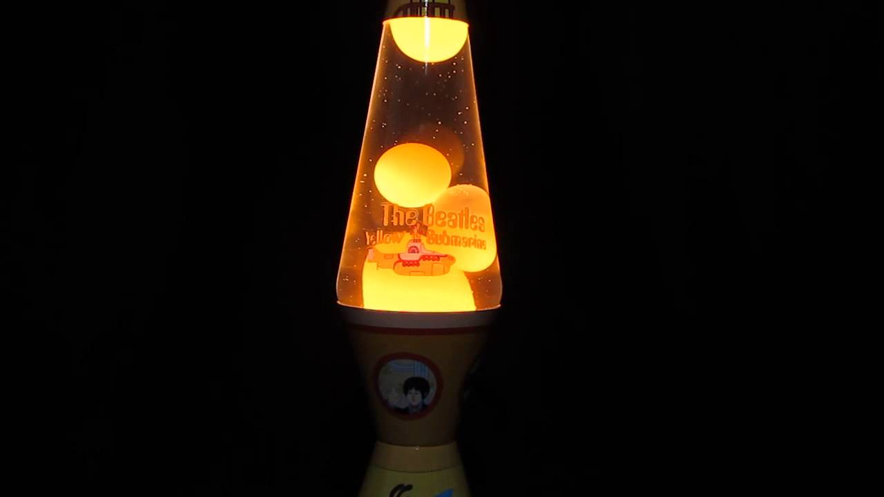Lava lamp room - Also The Base And Cap Of This Lava Lamp Have Full Fledged Color Decals With Great Artwork From Each Album Cover