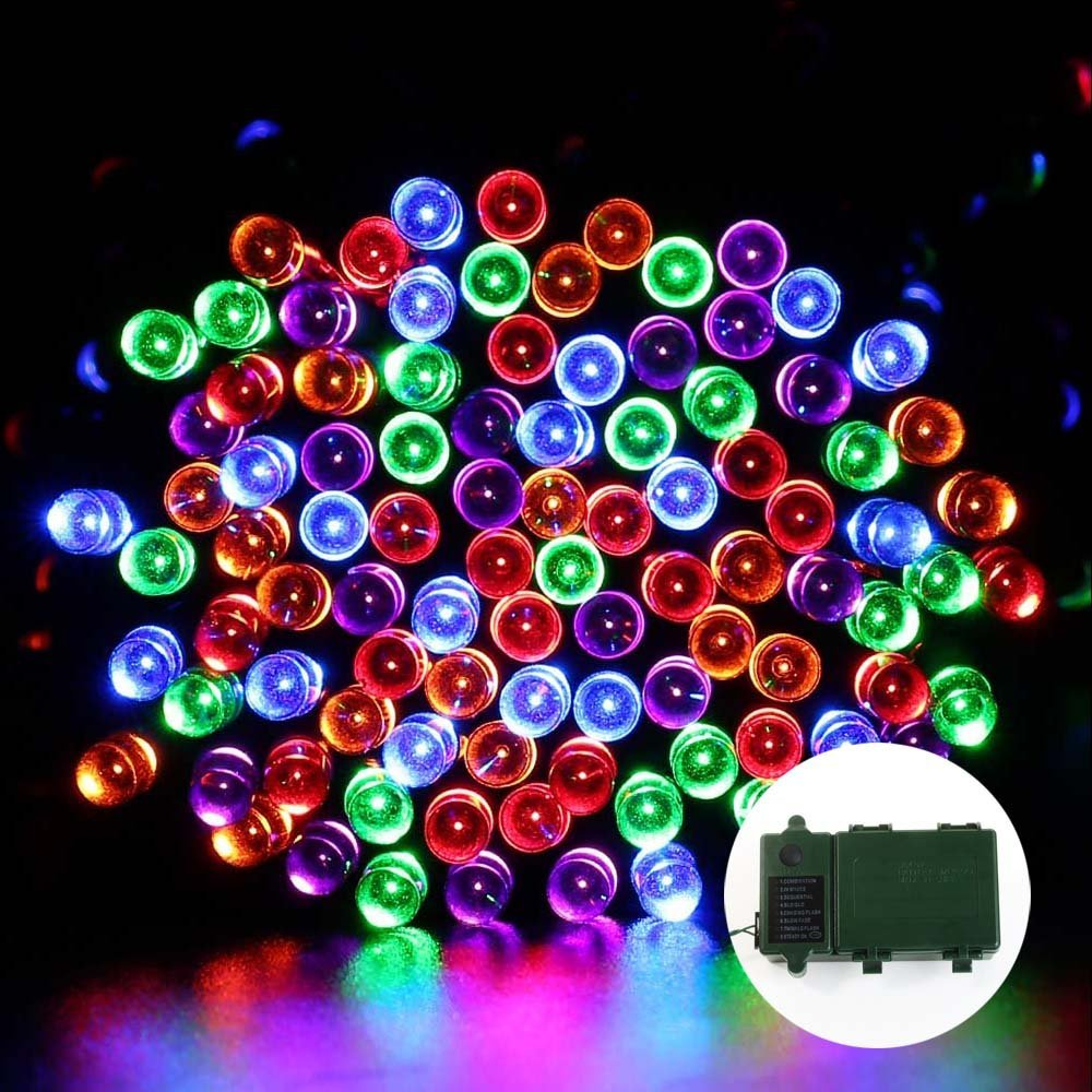 Battery operated string lights outdoor top full image for outdoor best why consider the battery operated outdoor party lights with battery operated string lights outdoor aloadofball Choice Image