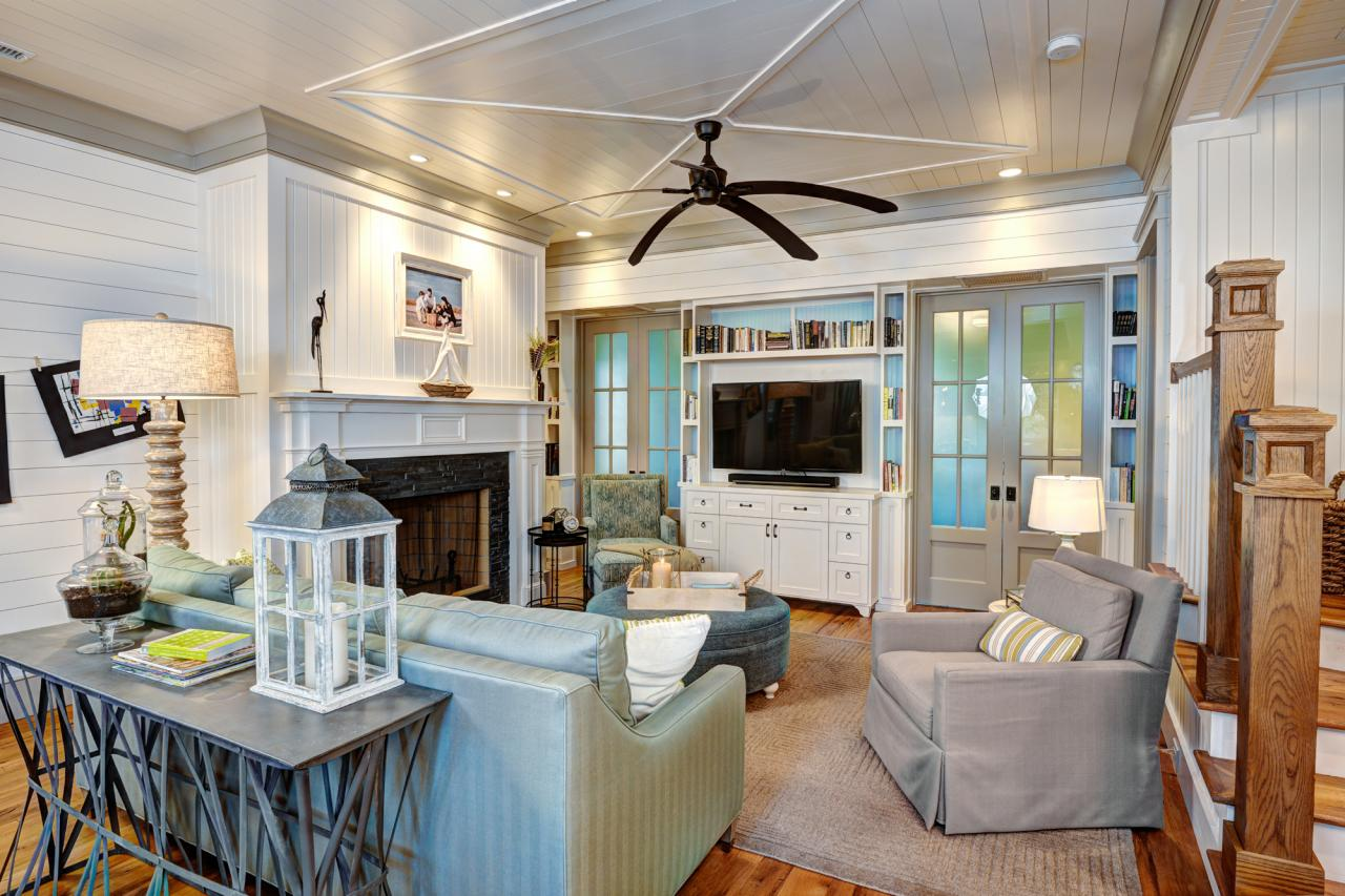 Add Style To Your Home And Save Energy With A Beach House