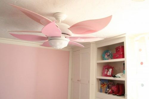 10 Amazing Blooming Flower Ceiling Fans To Give You A Feel