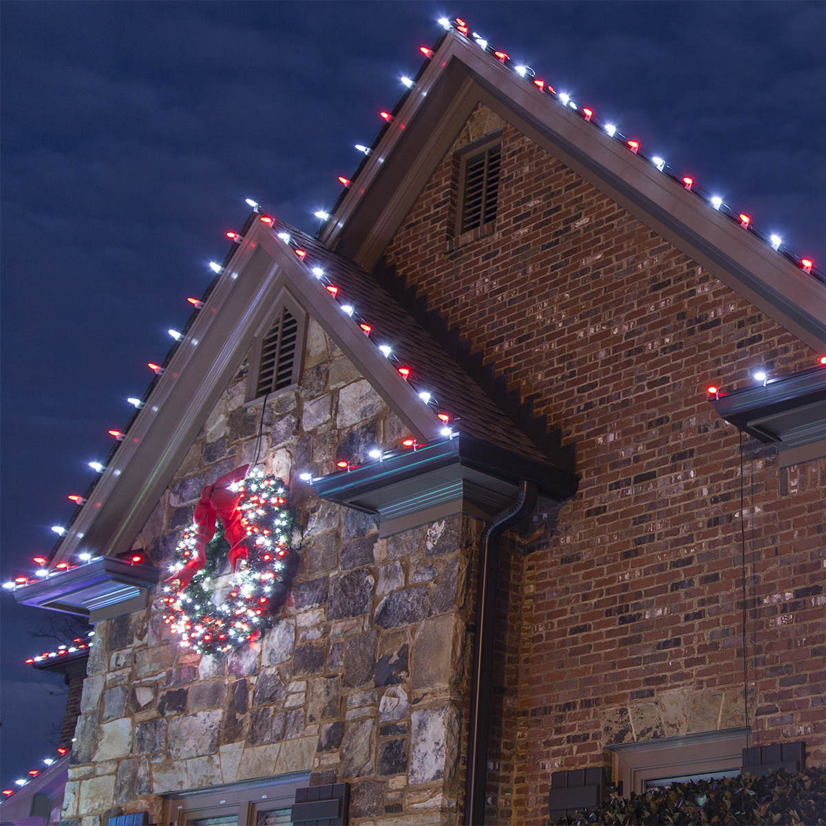 C outdoor christmas lights all about spreading joy and
