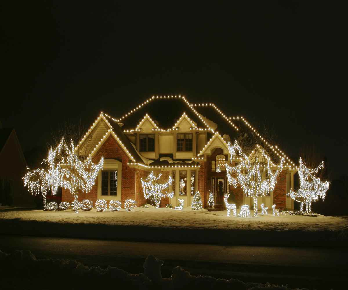 C9 outdoor christmas lights all about spreading joy and - Large bulb exterior christmas lights ...