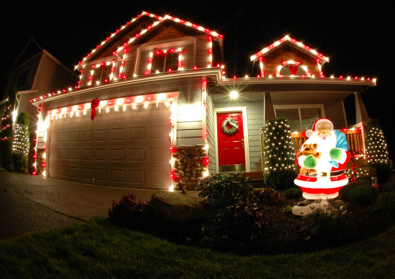 Candy Cane Outdoor Lights Photo 9