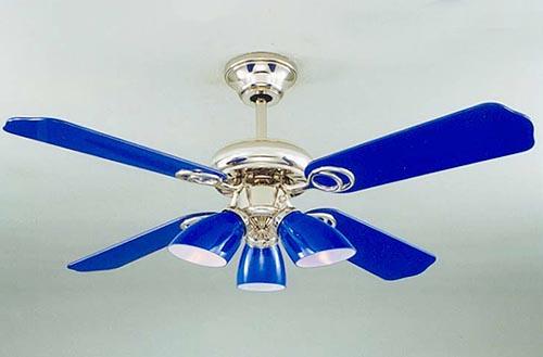 Top 10 Cobalt Blue Ceiling Fans 2020 Warisan Lighting