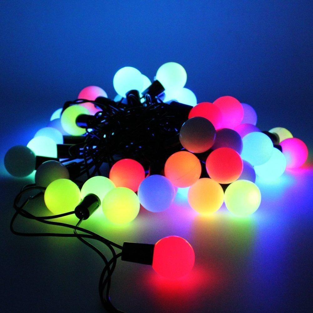 color changing christmas lights outdoors your perfect choice of christmas decor warisan lighting. Black Bedroom Furniture Sets. Home Design Ideas