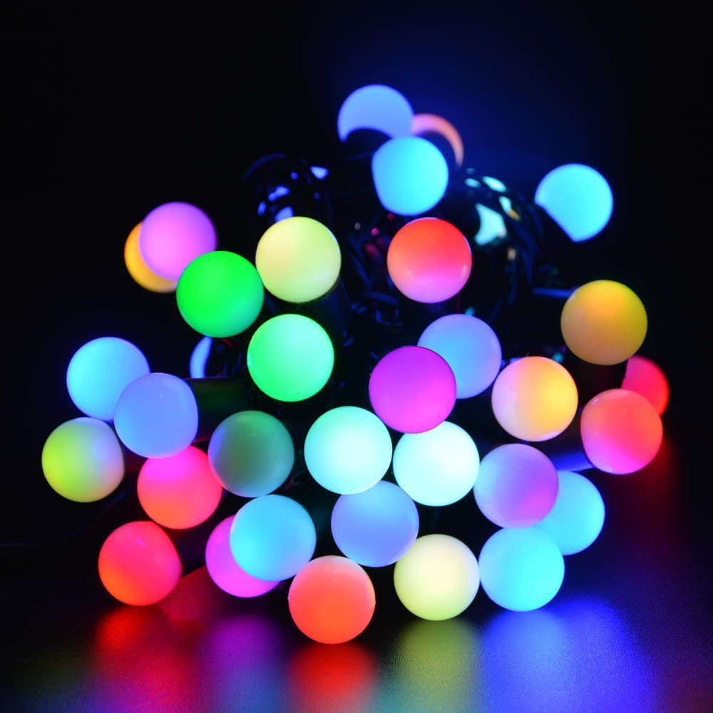 how to choose color changing led christmas lights