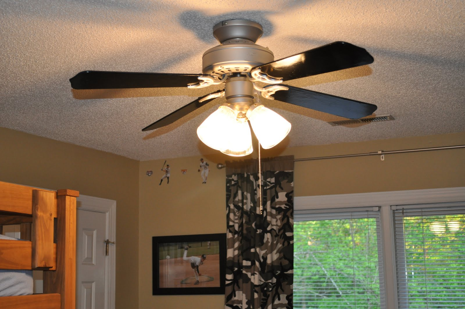 Crayola Ceiling Fan : Crayola ceiling fan concentrations on kids choices