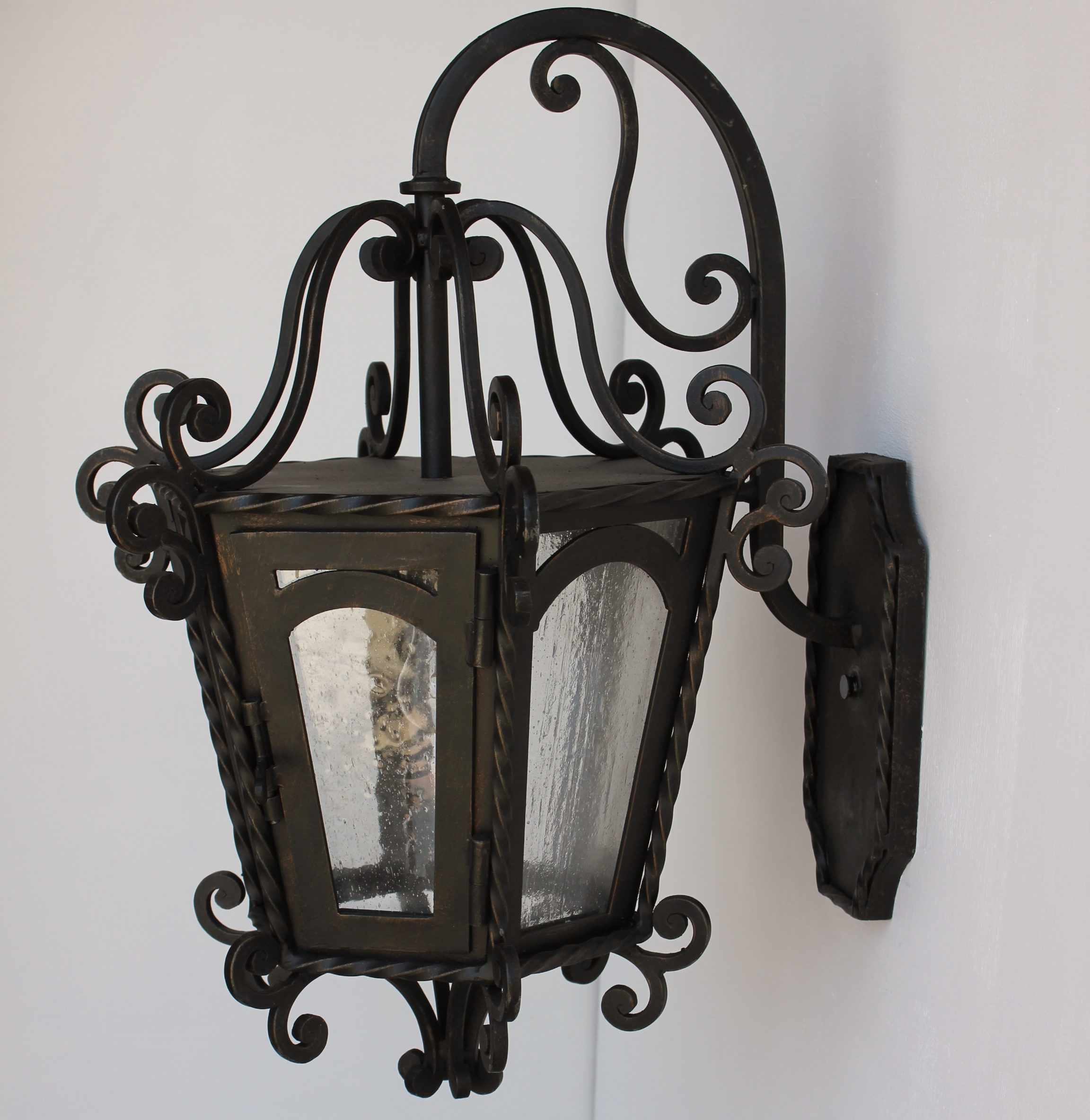 Gothic Outdoor Lighting A Property Of Dignified And
