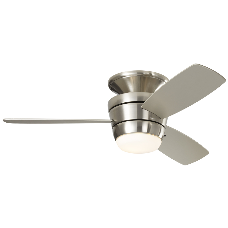 Cool off any room in style with a harbor breeze 3 blade for Cool ceiling fans with lights