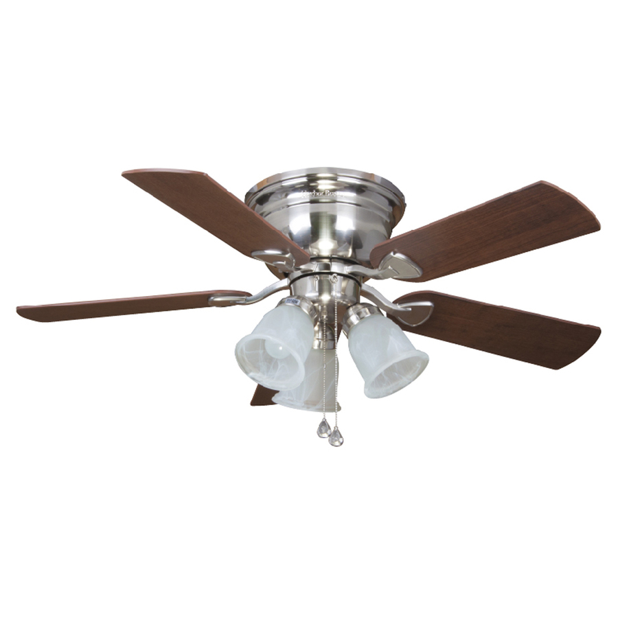 harbor breeze fans harbor bellhaven ceiling fan lend a classic look 28911