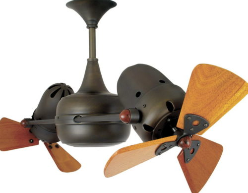harbor breeze double ceiling fan