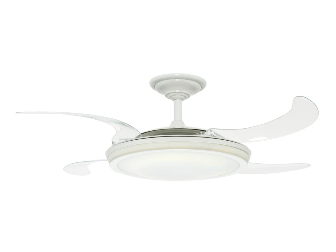 Retractable blade ceiling fan ceiling excellent hidden ceiling fan retractable blade ceiling - Hunter fanaway ...