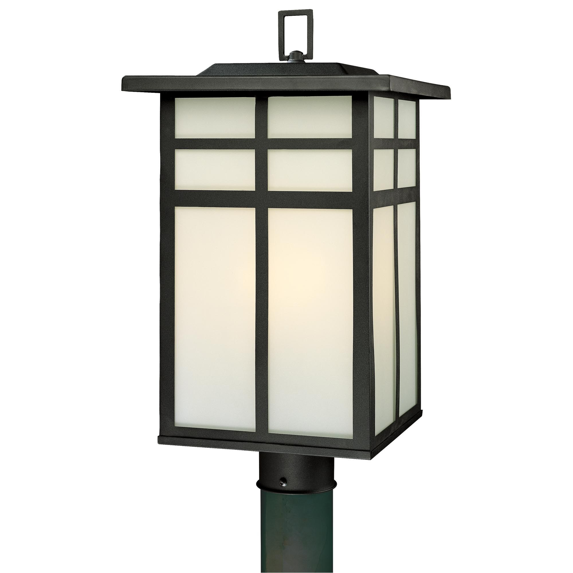 Outdoor lamp post modern design cast iron outdoor lamp for Outdoor yard light fixtures