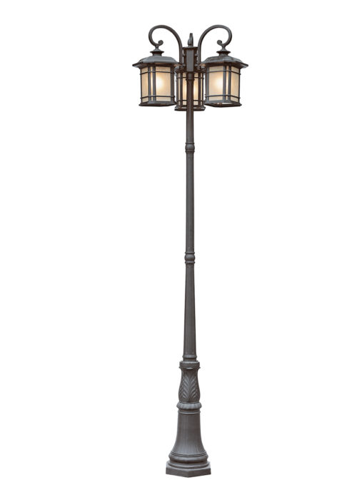 innova-lighting-led-3-light-outdoor-lamp-post-photo-3