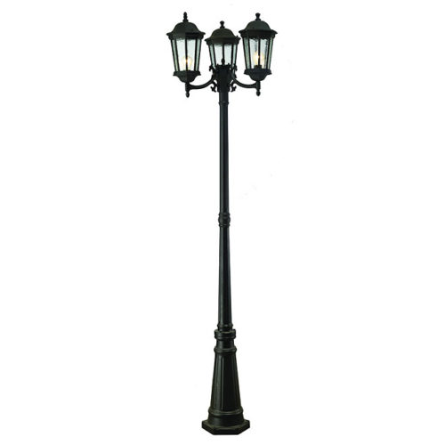 innova-lighting-led-3-light-outdoor-lamp-post-photo-4
