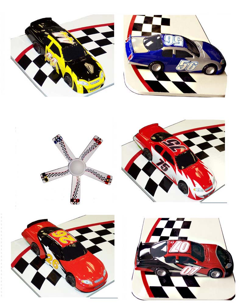 Cool Race Car Ceiling Fan Ideas