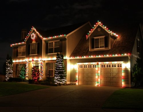 professional outdoor christmas lights photo 13