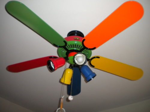 Rainbow Ceiling Fan 13 Ways To Give Your Little