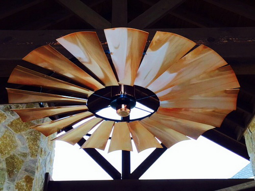 A Revolutionary Windmill Ceiling Fans 15 Amazing Windmill Ceiling Fans Warisan Lighting