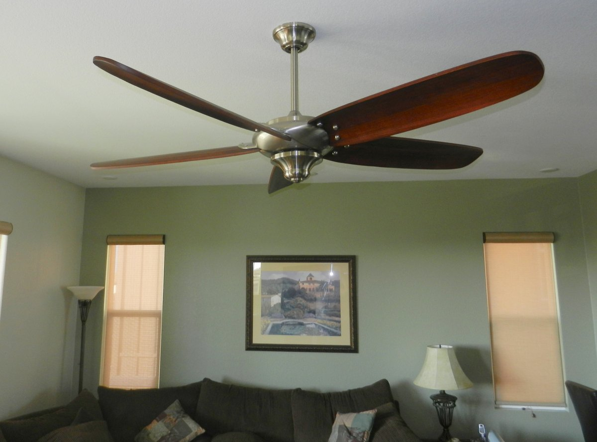 Altura ceiling fan the attractive and stylish home for Home decorations fan