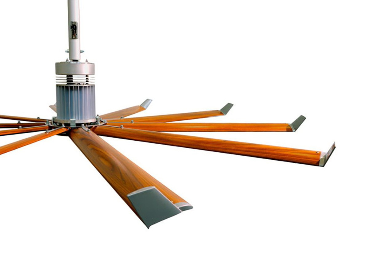 Big industrial ceiling fans Get fy save money and energy