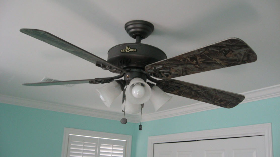 top 10 camo ceiling fans 2018 | warisan lighting Camouflage Ceiling Fan