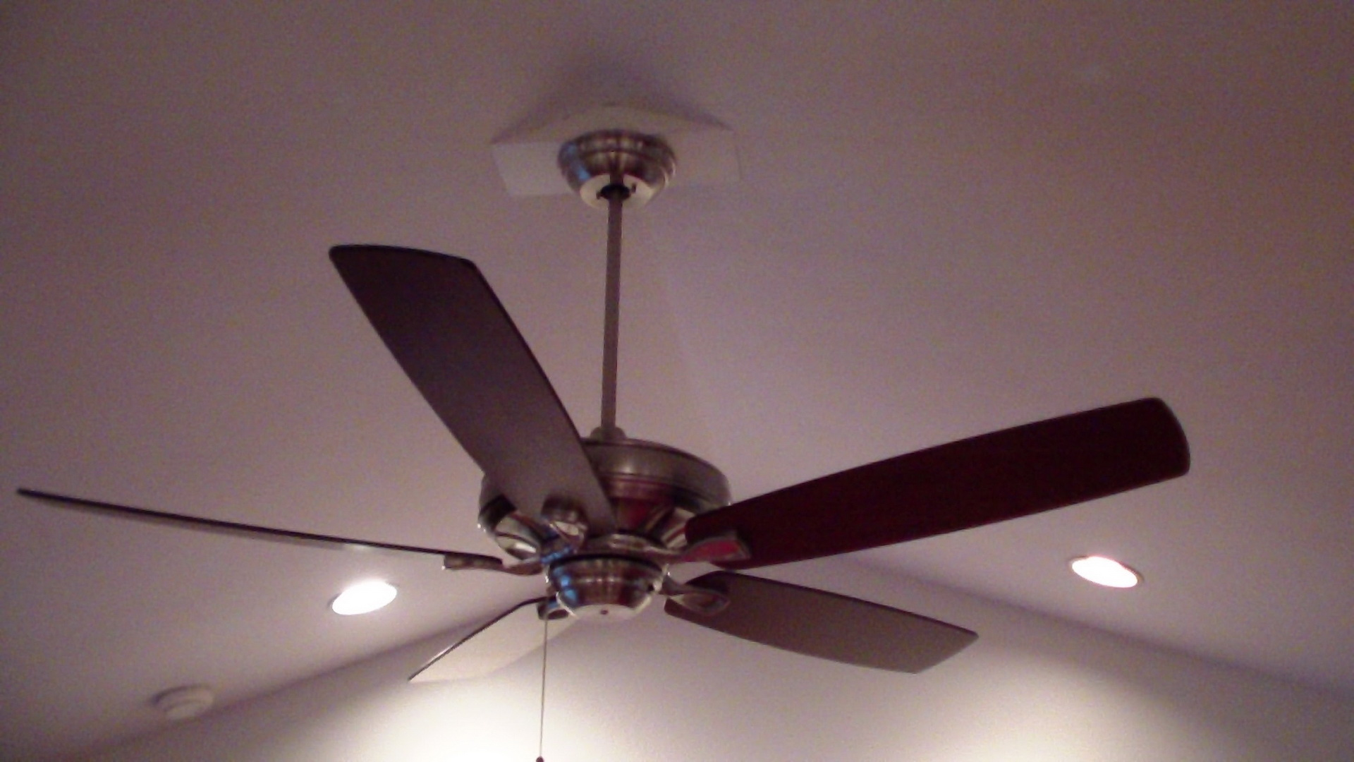 Ceiling Fan Installation : Purchasing a ceiling fan sloped made easier
