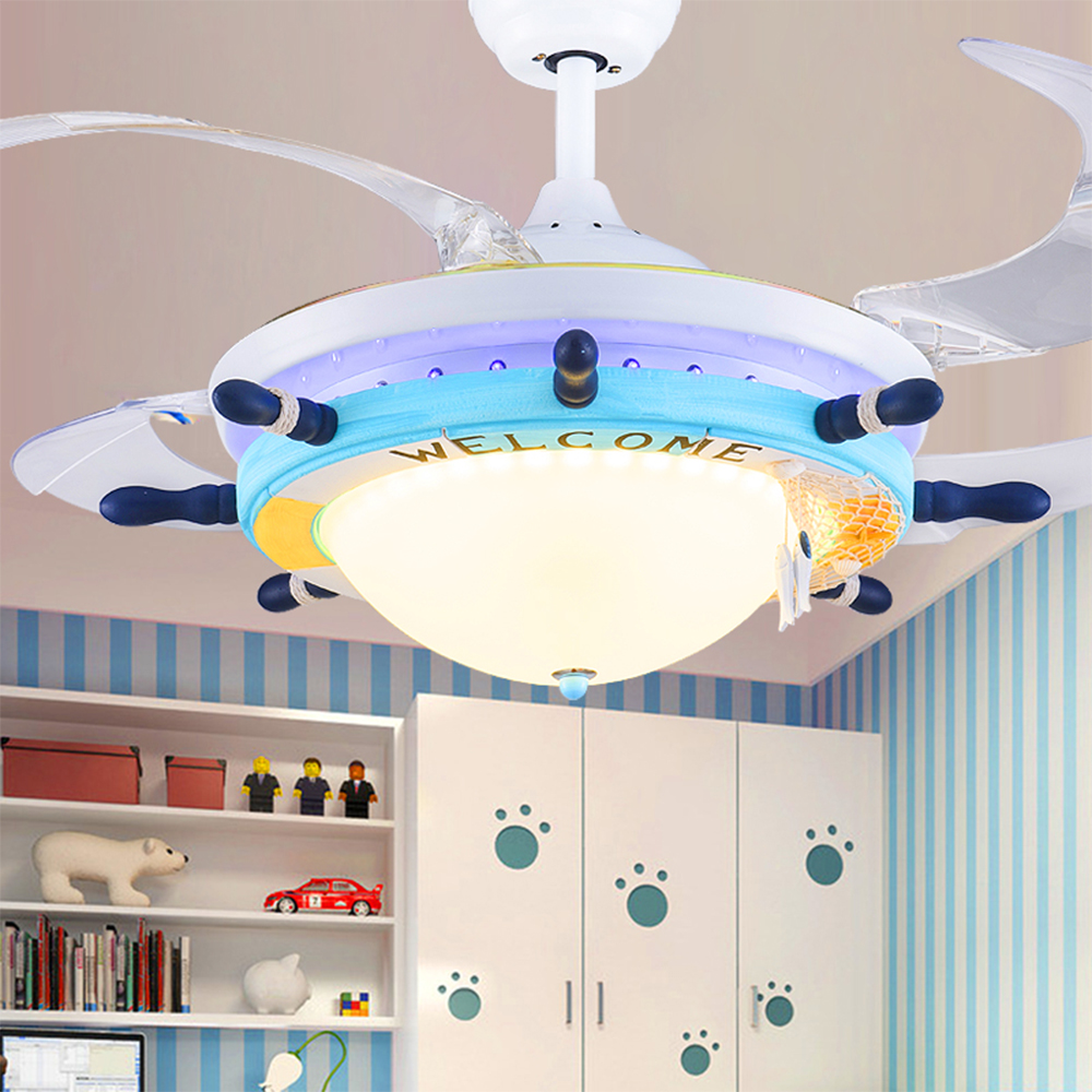Top 25 ceiling fans kids of 2018 warisan lighting for Ceiling light for kids room