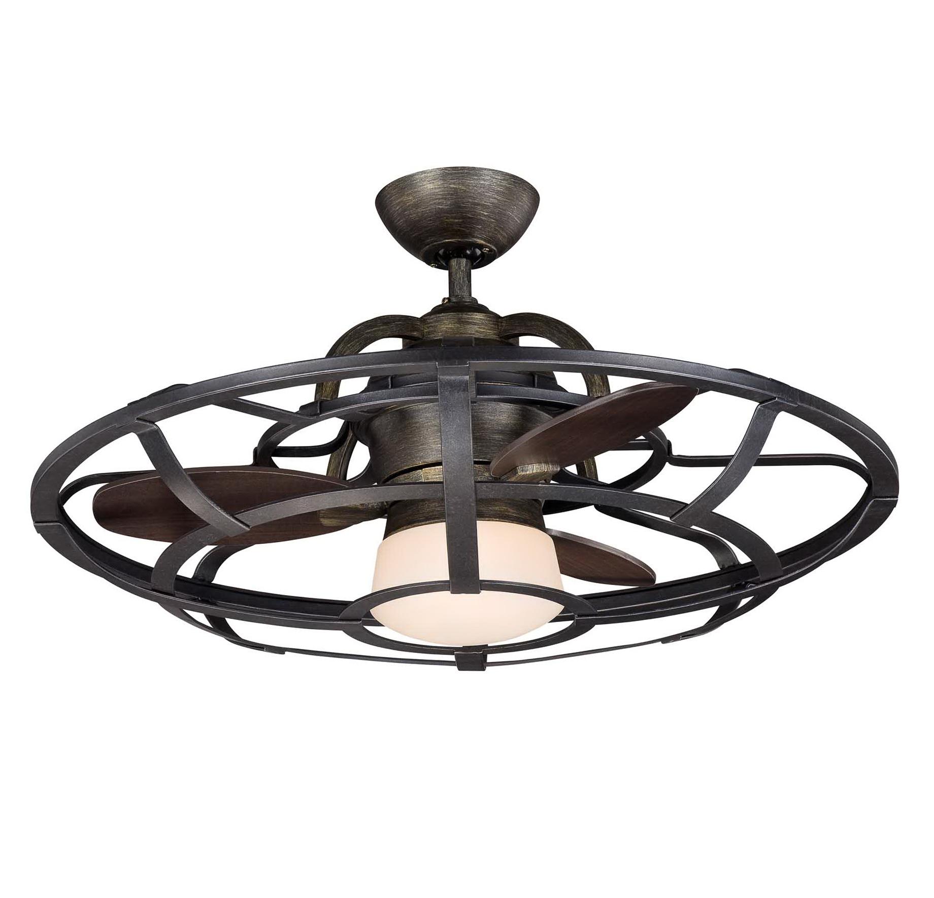 Unique Ceiling Fans : Top ceiling fans unique of warisan lighting