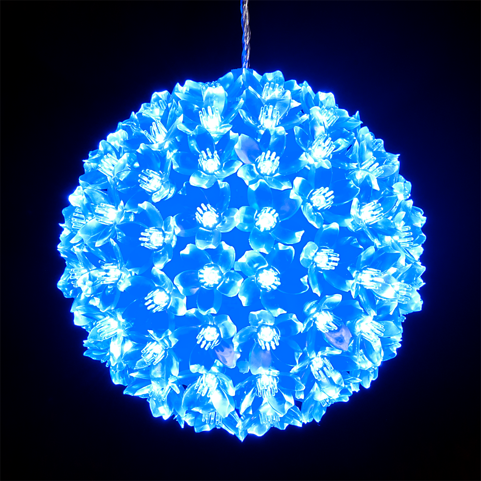 Top 10 christmas ball lights outdoor 2018 warisan lighting the ball lights are referred to as fairy lights which are used to decorate a home public or commercial buildings they come in a dazzling array of aloadofball Gallery