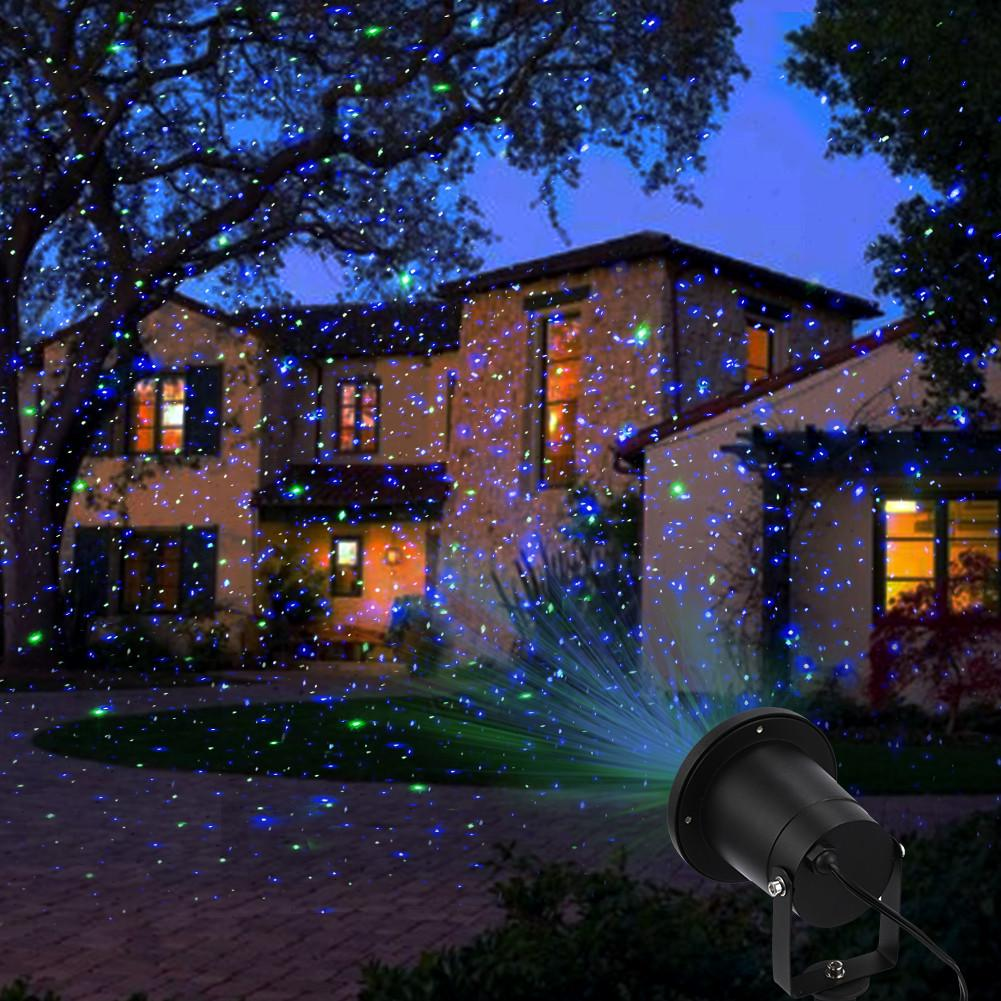 10 facts to know about Christmas laser lights outdoor | Warisan ...