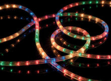 Christmas outdoor rope lights Photo - 1